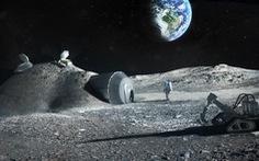 Giấc mơ 'định cư' trên Mặt trăng