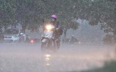 Miền Bắc sẽ có mưa rất to trong 3 ngày tới