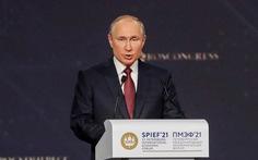 Tổng thống Putin: Nga gặp phải thiên tai 'chưa từng thấy'