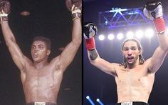 Cháu ngoại huyền thoại Muhammad Ali thắng knock-out trong chưa đầy 2 phút