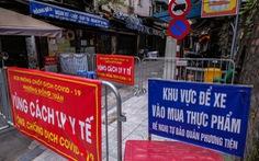 Một người ở Hà Nội chết trong tư thế treo cổ, xét nghiệm phát hiện mắc COVID-19
