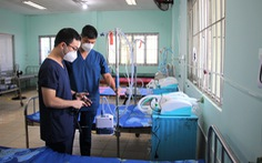 Bình Chánh đưa vào hoạt động bệnh viện dã chiến 1.000 giường