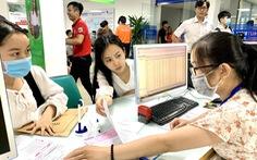 Nhiều thí sinh không thể gởi hồ sơ nhập học đại học qua bưu điện