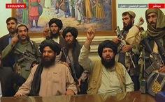 Mỹ không cho Taliban đụng vào tiền Afghanistan gửi ở Mỹ