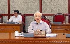 Tổng bí thư Nguyễn Phú Trọng gọi điện hỏi thăm, chỉ đạo TP.HCM chống dịch