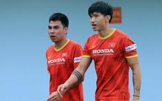 Văn Hậu rời đội tuyển Việt Nam vì chấn thương chưa hồi phục