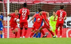 12 cầu thủ ở Na Uy bị điều tra vì dẫn nhiều phụ nữ về thác loạn tại sân vận động