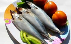 Nục tươi da cá ngời xanh - Em làm các món để anh ăn cùng