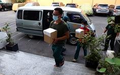 Bộ Tư lệnh TP.HCM phối hợp làm rõ vụ vận chuyển 46 thi thể về Bến Tre hỏa táng