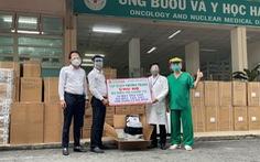 Tập đoàn Phương Trang - FUTA Group tăng cường 'hỗ trợ oxy' cho TP.HCM