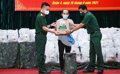 6.000 'đơn hàng thiết yếu 0 đồng' hỗ trợ người dân TP.HCM và 5 tỉnh vùng dịch
