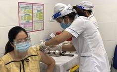 Cần Thơ: Lần đầu tiêm vắc xin phòng COVID-19 cho phụ nữ mang thai