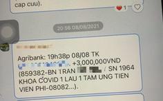 Giám đốc Bệnh viện Bình Tân: 'Chỉ thu tạm ứng viện phí, sẽ trả lại cho người nhà bệnh nhân'
