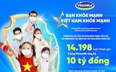 """""""Bạn Khỏe Mạnh, Việt Nam Khỏe Mạnh"""", thông điệp đẹp giữa đại dịch"""