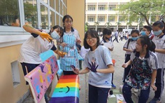 Dự kiến đến tháng 1-2022 học sinh TP.HCM mới trở lại trường học trực tiếp