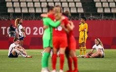 Bóng đá nữ Olympic Tokyo: Thất bại trước Canada, Mỹ mất cơ hội tranh huy chương vàng
