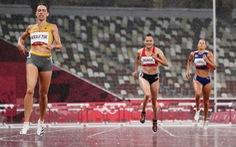 Quách Thị Lan dừng bước ở bán kết 400m vượt rào nữ tại Olympic 2020
