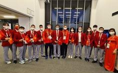 Đoàn thể thao Việt Nam chia tay Olympic Tokyo 2020, về nước ngày 4-8