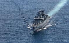 Tàu chiến Đức lên đường tới Biển Đông lần đầu tiên trong gần 20 năm