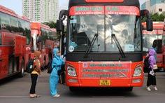 TP.HCM hoán cải 15 xe khách thành xe chở bệnh nhân COVID-19