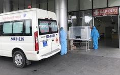 TP.HCM bàn giao 226 xe chở người mắc COVID-19 về cho quận huyện