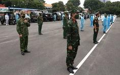 TP.HCM xin tăng cường 4.000 cán bộ chiến sĩ Quân khu 7, 2.000 y bác sĩ và 30 xe cứu thương