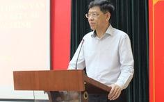 Ông Nguyễn Xuân Sang làm thứ trưởng Bộ Giao thông vận tải