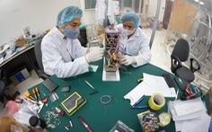 Vệ tinh NanoDragon 'made in' Trung tâm Vũ trụ Việt Nam sẽ được phóng ngày 1-10