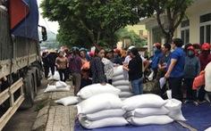 Xuất cấp hơn 130.000 tấn gạo hỗ trợ 24 tỉnh, thành bị ảnh hưởng dịch COVID-19