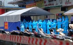 1 tòa chung cư HH Linh Đàm phát hiện 27 ca F0, xét nghiệm 32.000 người tại 11 tòa còn lại