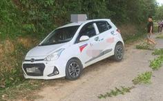 Bắt nghi phạm liên quan vụ tài xế taxi ở Nghệ An bị cắt cổ
