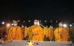 Cầu truyền hình Đại lễ Vu Lan 3 miền sẽ truyền những hình ảnh từ Bệnh viện dã chiến số 7