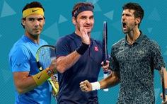 Kết thúc kỷ nguyên 'Big Three', giờ là kỷ nguyên Djokovic