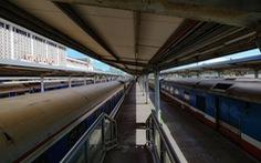Dừng đường sắt chở khách từ ngày 25-8