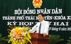 Đề nghị xem xét kỷ luật bí thư Thành ủy Thái Nguyên Phan Mạnh Cường