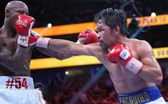 Thượng đài sau hơn 2 năm, Pacquiao thua 'tâm phục khẩu phục' ở trận tranh đai WBA