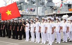 Đoàn Hải quân Việt Nam lần đầu tranh tài 'Cúp biển' tại Army Games 2021