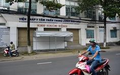 Lập tạm khu cách ly F0 tại Viện Pháp y tâm thần trung ương Biên Hòa