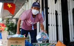 Tổ dân phố mua hộ cho dân, 7 ngày qua dân Đà Nẵng không thiếu thực phẩm