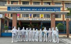 Thêm gần 3.000 nhân lực y tế chi viện cho TP.HCM và 3 tỉnh