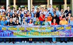 503 hướng dẫn viên du lịch Thừa Thiên Huế được hỗ trợ 3,71 triệu đồng/người