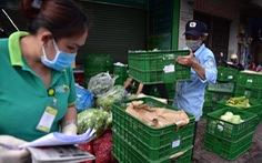 Bộ NN&PTNT và Bộ Quốc phòng lên phương án 2 dù TP.HCM cam kết cung ứng đủ thực phẩm