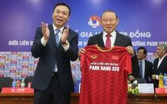 VFF bác bỏ thông tin HLV Park Hang Seo sang Thái Lan làm việc