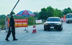 Các ổ dịch ở Bắc Giang đang dần được kiểm soát