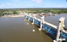 Nước về thiếu hụt 10%, xâm nhập mặn ở Đồng bằng sông Cửu Long có khả năng đến sớm