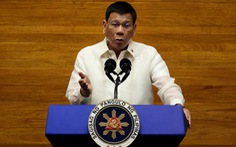 Hết nhiệm kỳ tổng thống, ông Duterte sẽ ra tranh chức phó