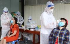 TP.HCM: Xét nghiệm nhanh vùng nguy cơ cao, phát hiện nhiều ca nghi nhiễm