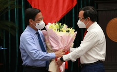 Tân Chủ tịch TP.HCM Phan Văn Mãi: Tập trung cải thiện tình hình, tiến đến kiểm soát dịch COVID-19