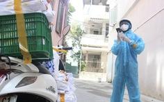 'Vùng vàng' ở Đà Nẵng tiếp tục ở tại chỗ tới ngày 5-9