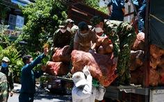Chiến dịch tiếp tế 3.600 tấn rau củ hướng về Đà Nẵng